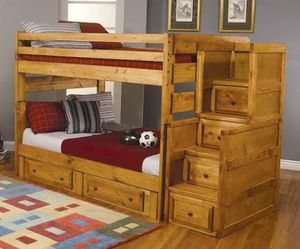 bunk bed & mattresses for Sale in Moon, PA