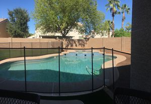 Pool Mesh Fencing for Sale in Gilbert, AZ