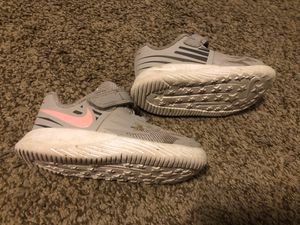 Toddler size 5 tennis shoes for Sale in Broomfield, CO