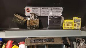 2 vintage zippo lighters for Sale in Renton, WA