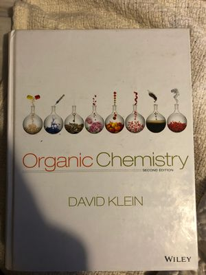 Organic chemistry textbook for Sale in Redlands, CA