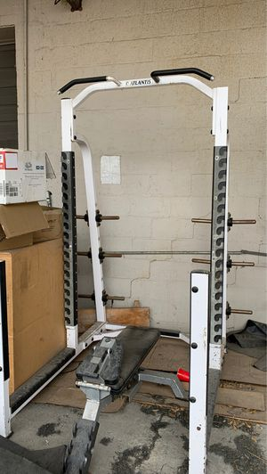 Weight rack for Sale in Albany, NY