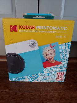 New Kodak Printomatic poloroid digital camera for Sale in Whittier,  CA
