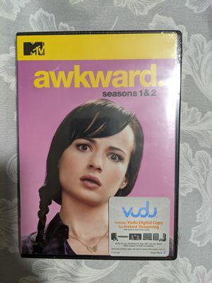 Awkward Season 1 & 2 DVD for Sale in Pasadena, TX