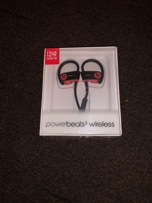 Powerbeats 3 wireless brand new 200.00 for Sale in Alexandria, VA