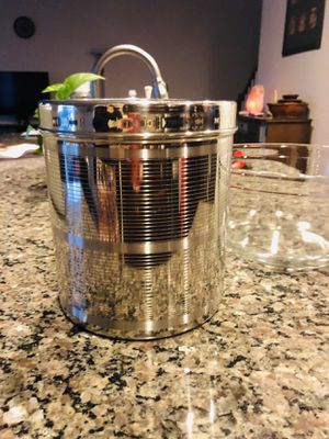 Stainless steel storage container for Sale in Greenville, SC