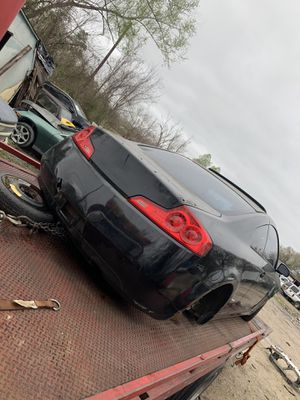 2003-2007 Infiniti G35 Coupe Parts for Sale in Houston, TX