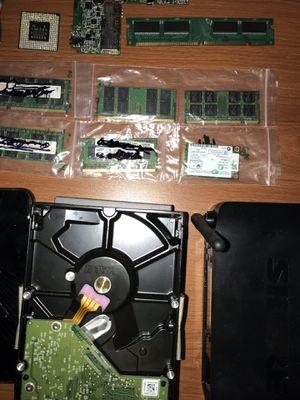 Computer parts for Sale in San Antonio, TX