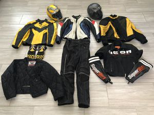 Motorcycle gear bundle for Sale in Las Vegas, NV