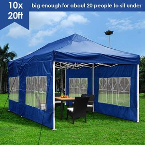 10x20 Blue Tent Canopy for Sale in Montclair, CA