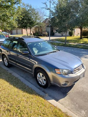 2005 Subaru Outback 2.5i for Sale in Houston, TX
