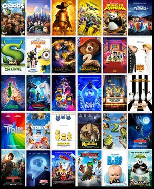 150+ Kids movies in HD Quality for Sale in Hawthorne, CA
