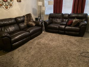 Couch set and rocking chair for Sale in Queen Creek, AZ