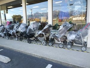 Strollers starting at $9.99 for Sale in Ontario, CA