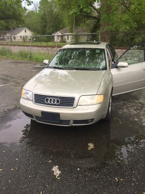 Audi A6 *LOST KEY !! for Sale in Charlotte, NC