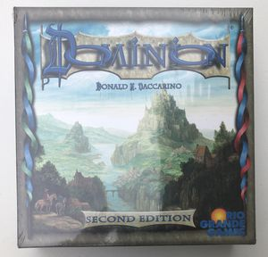 Dominion, Second Edition Board Game for Sale in Greer, SC
