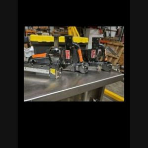 Powernailer hardwood flooring tools $100 for all 3 or $50 each firm retails for $260 each! price is beyond fair! come get them today! for Sale in Granite Falls, WA