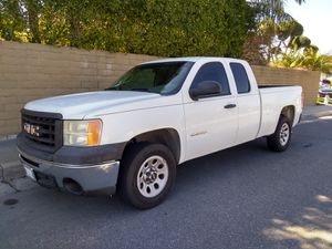 2012 GMC Sierra 1500 Pick up 4.8 Ext Cab for Sale in Westminster, CA