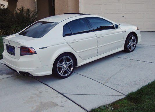 PERFECT CONDITION 2007 ACURA TL FWDWHEELS