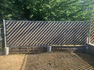 127' Chain Link Fence for Sale in Seattle, WA
