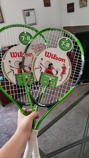 Wilson Youth Tennis Rackets for Sale in Austin, TX