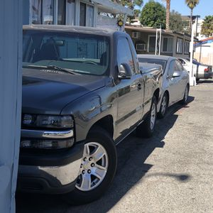 2000 Chevrolet Silverado 1500 for Sale in Long Beach, CA
