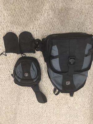 Tamrec Waterproof camera backpack and bag for Sale in Dunedin, FL
