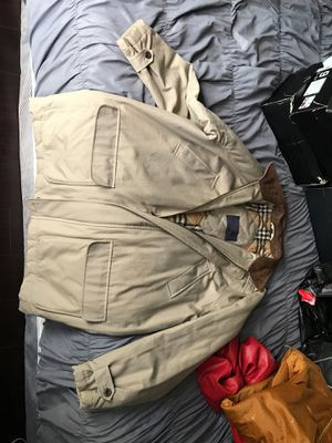 Burberry Bomber Jacket for Sale in West Palm Beach, FL