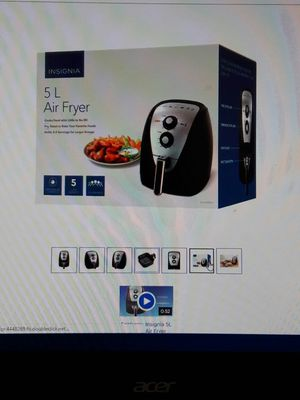Insignia air fryer 5L for Sale in Hanover Park, IL