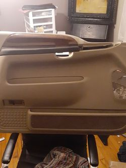 2000 Super Duty Or Excursion Door Panels Got All 4 For 500 for Sale in Chesapeake,  VA