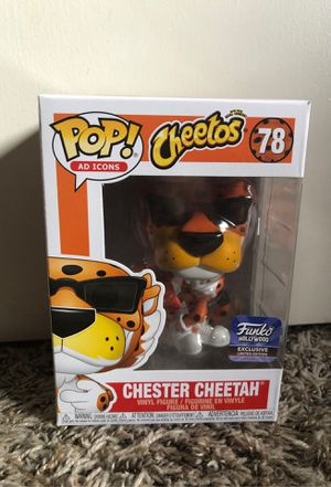 RARE: Funko Hollywood Exclusive (Chester Cheetah) for Sale in Pasadena, CA