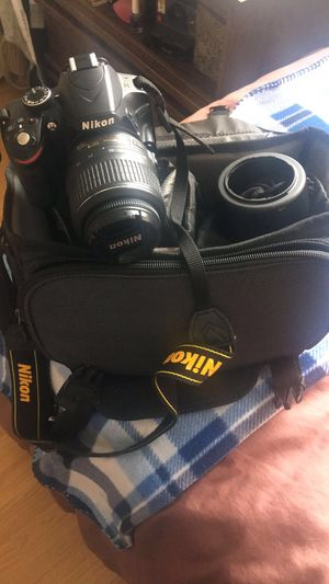 Nikon D3200 for Sale in Santa Monica, CA