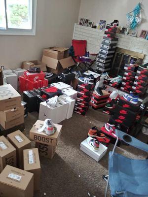 Jordan's/ yeezys for Sale in Racine, WI