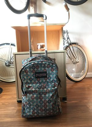 Jansport rolling backpack for Sale in West Covina, CA