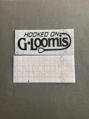 2 G-loomis fishing decal bundle for Sale in Costa Mesa, CA