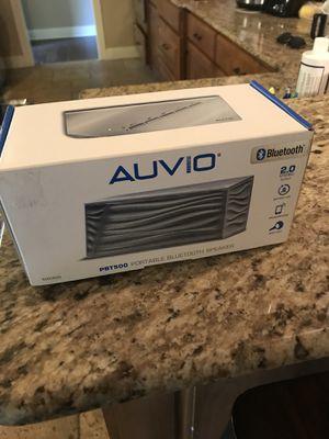 Portable Bluetooth speaker for Sale in Longview, TX