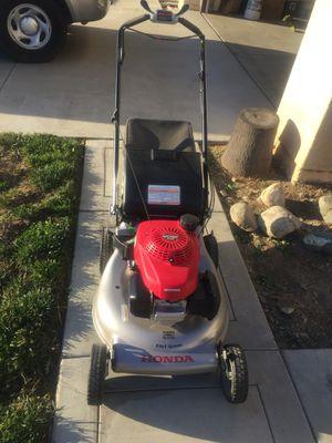 Honda Lawnmower for Sale in Fontana, CA