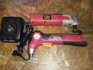 Multitool/auto hammer 12v for Sale in Fife, WA