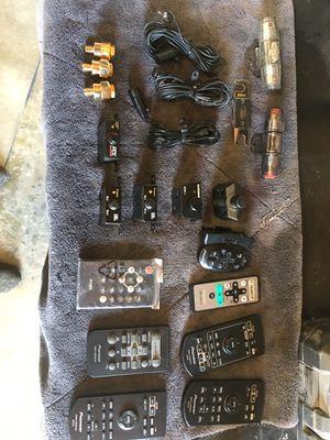 Left over car audio stuff!!!! for Sale in Denver, CO