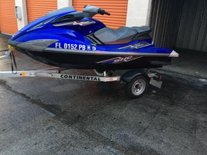 JETSKI YAMAHA 2009 FX SHO 1800 SUPERCHARGED for Sale in Hialeah, FL