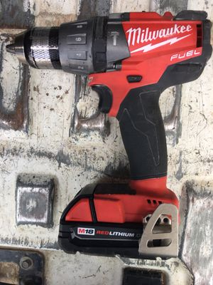 milwaukee m18 hammer drill for Sale in Murfreesboro, TN