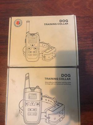 Dog Training Collars ($25 each) for Sale in Nashville, TN