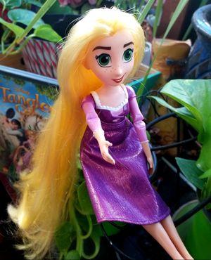 Disney Tangled DVD & Tangled Doll. for Sale in Whittier, CA