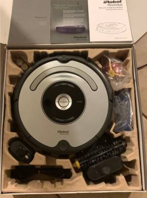iRobot Roomba 655 Pet Series Vacuum Cleaning Robot Like New, iRobot Roomba 655 Pet Series Vacuum Cleaning Robot for Sale in Middlesex, NJ