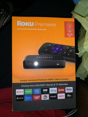 Roku Premiere for Sale in Washington, DC