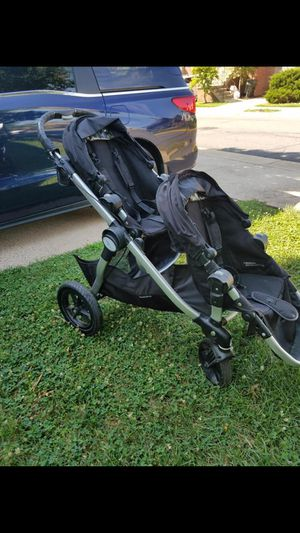 City select double stroller for Sale in Annandale, VA