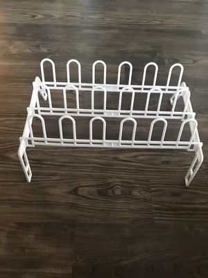 9 Pair Shoe Rack for Sale in Houston, TX