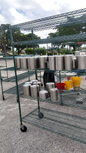 Restaurant equipment for Sale in Miami, FL