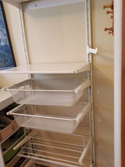 IKEA ALGOT closet system for Sale in Silver Spring,  MD