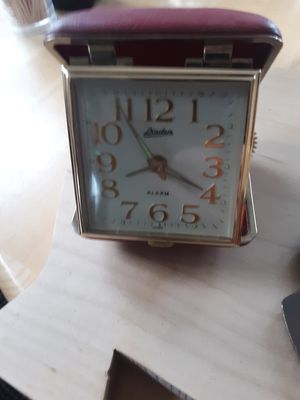 1950's Linden Wind Up Alarm Clock for Sale in Three Rivers, MI